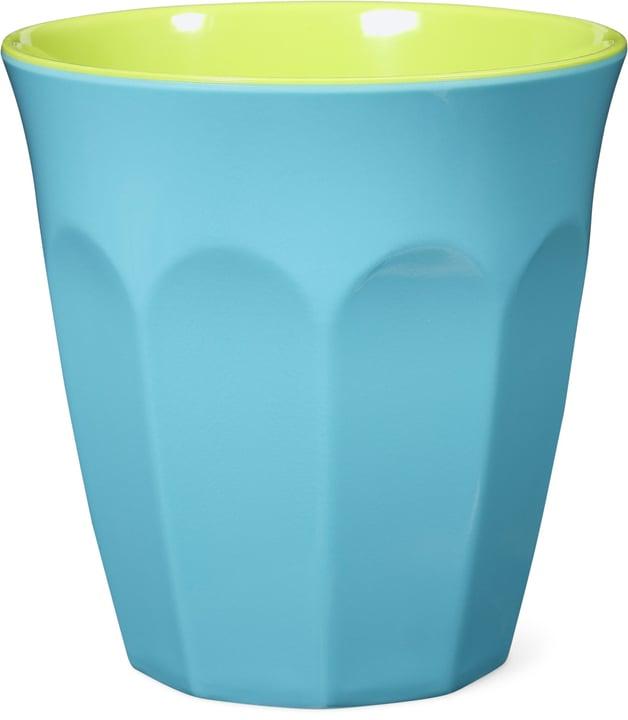 GINGER Bicchiere 440258700040 Colore Blu, Verde Dimensioni A: 9.0 cm N. figura 1