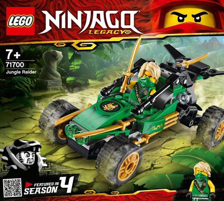 LEGO Ninjago 71700 Le buggy de la ju 748733600000 Photo no. 1