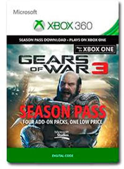 Xbox One - Gears of War 3 Season Pass Digital (ESD) 785300135407 Bild Nr. 1