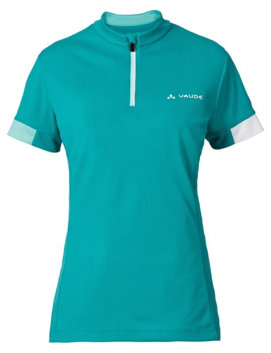 Women's Tamaro Shirt II Maillot à manches courtes pour femme Vaude 461324803644 Couleur turquoise Taille 36 Photo no. 1
