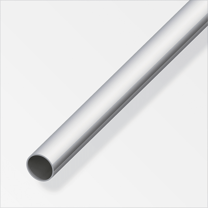 Tube rond 1 x 15 mm inox 1 m alfer 605123800000 Photo no. 1