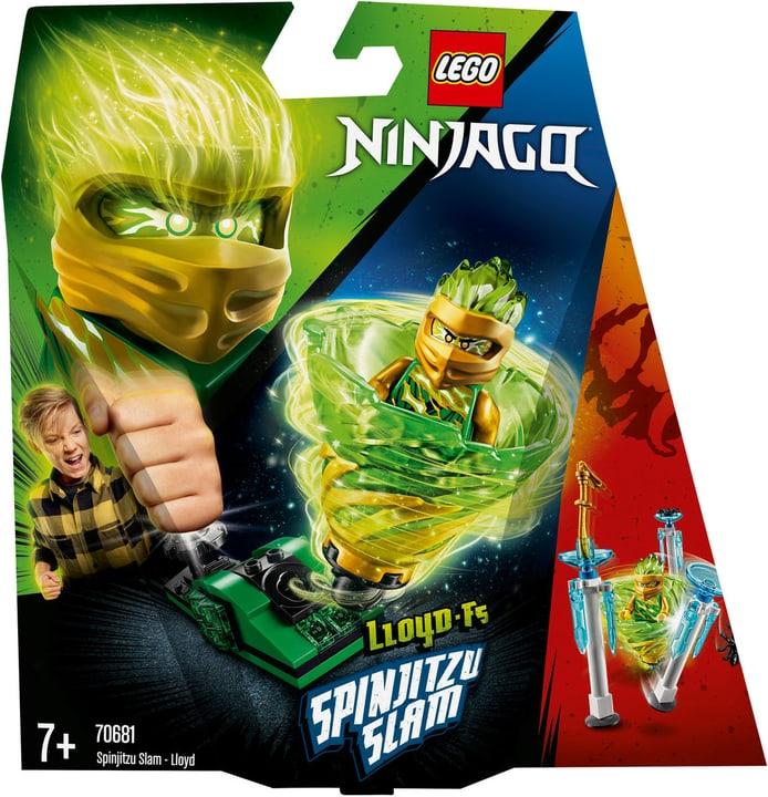 LEGO Ninjago 70681 Spinjitzu Lloyd 748892200000 Bild Nr. 1