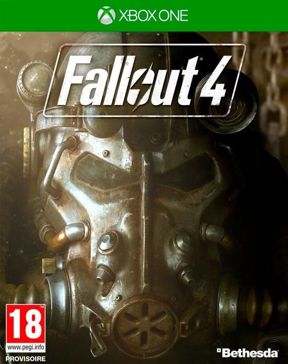 Xbox One - Fallout 4 Fisico (Box) 785300120120 N. figura 1
