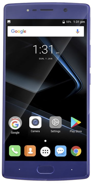 BL7000 bleu Smartphone 785300134056 Photo no. 1