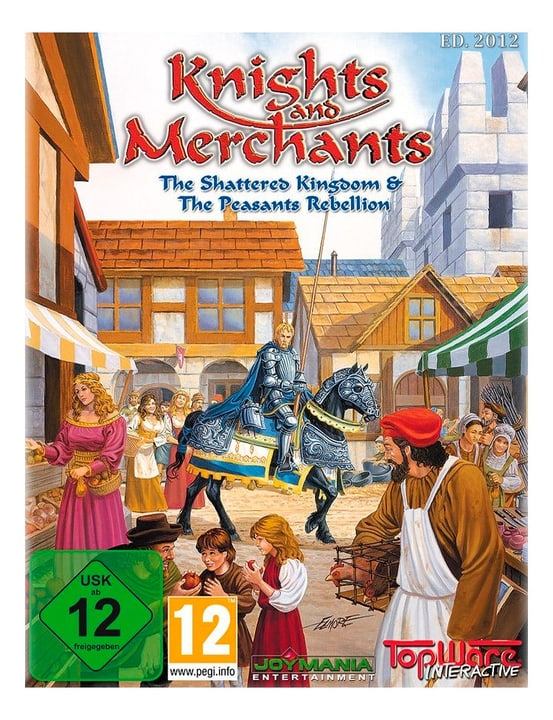 PC - Knights and Merchants Download (ESD) 785300133896 Bild Nr. 1