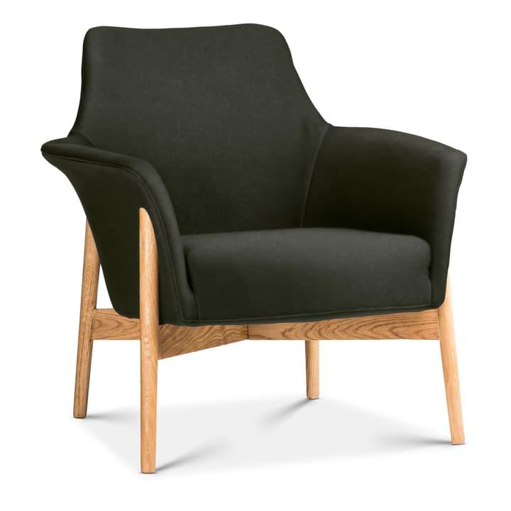 SEMA Sessel Edition Interio 360442207063 Grösse B: 85.0 cm x T: 76.0 cm x H: 82.0 cm Farbe Dunkelgrün Bild Nr. 1