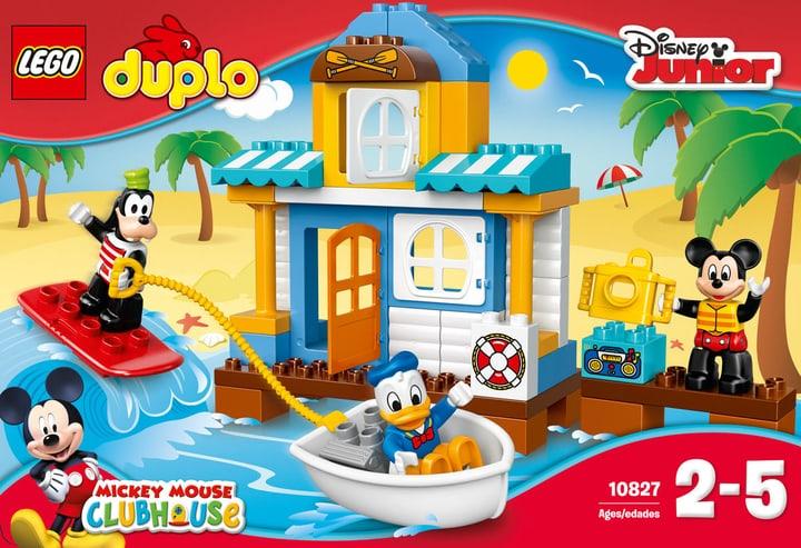 LEGO DUPLO La casa sulla spiaggia di Topolino e i s 10827 748815900000 N. figura 1