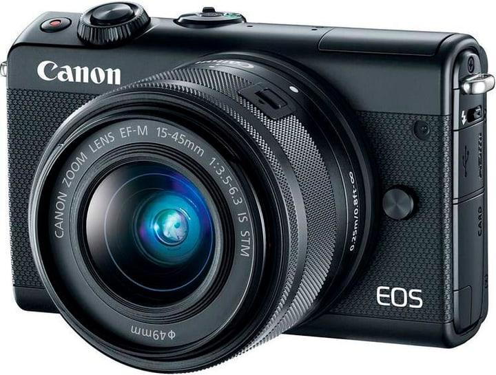 EOS M100 + 15-45mm Nero Canon 785300144981 N. figura 1