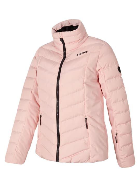 TALMA Giacca da sci da donna Ziener 462545404032 Colore rosa c Taglie 40 N. figura 1