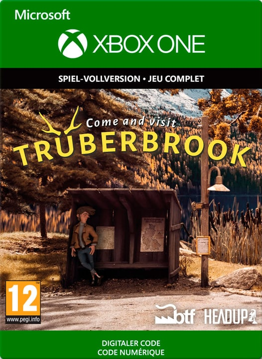 Xbox One - Truberbrook Download (ESD) 785300144401 Photo no. 1