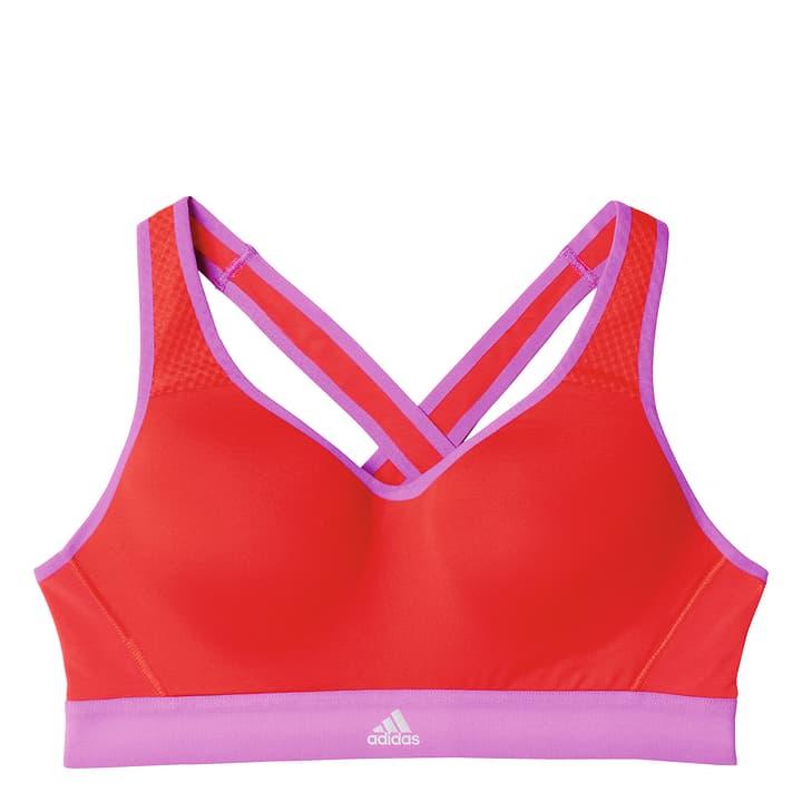 SN X BRA 3 Soutien-gorge de sport Adidas 462004800230 Couleur rouge Taille XS Photo no. 1