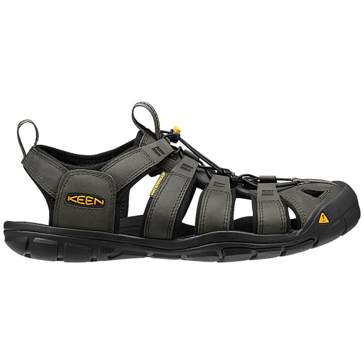 Clearwater CNX Sandales de trekking pour homme Keen 493432144080 Couleur gris Taille 44 Photo no. 1