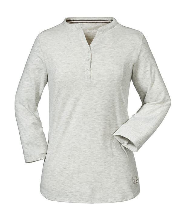 Longsleeve Johannesburg L 3/4-Shirt pour femme Schöffel 465739604013 Couleur écru 2 Taille 40 Photo no. 1