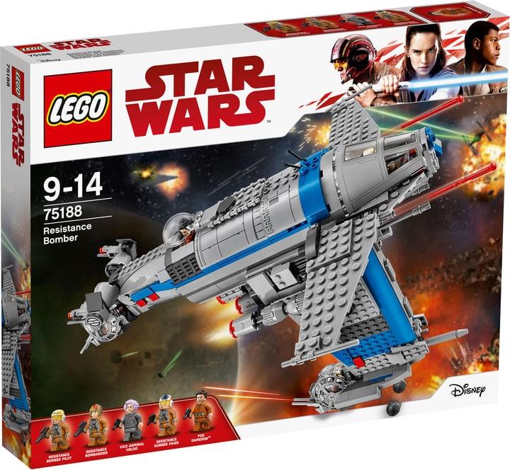 Lego Star Wars Confidental 75188 748859600000 N. figura 1
