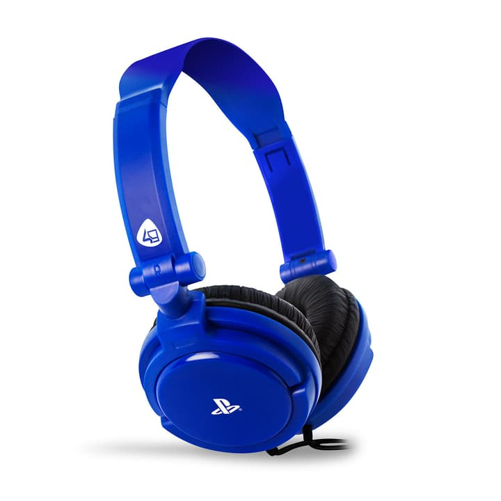 PRO4-10 Stereo Gaming Headset bleu 4gamers 785300127235 Photo no. 1