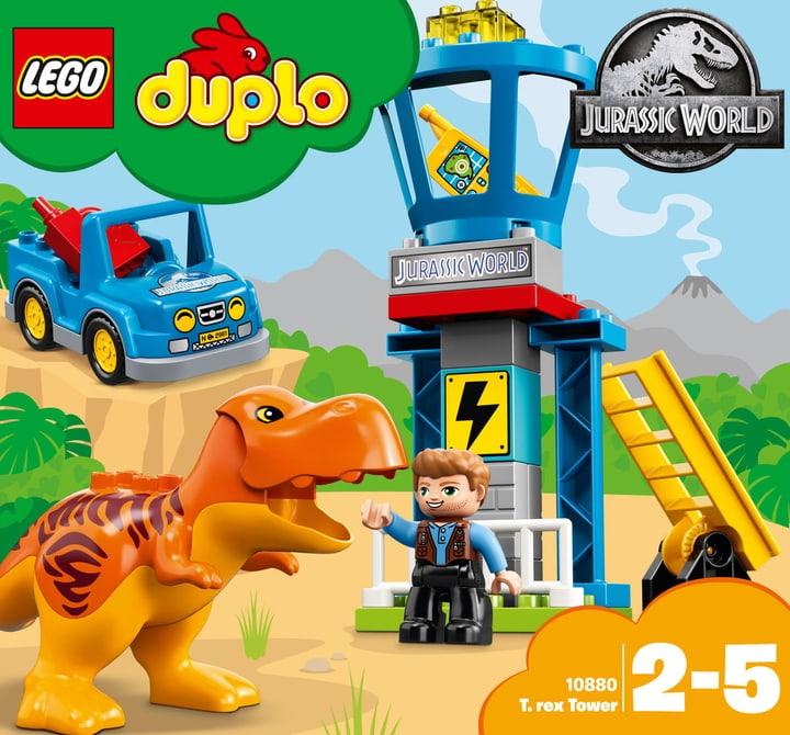 Lego Duplo La torre del T. rex 10880 748880200000 N. figura 1