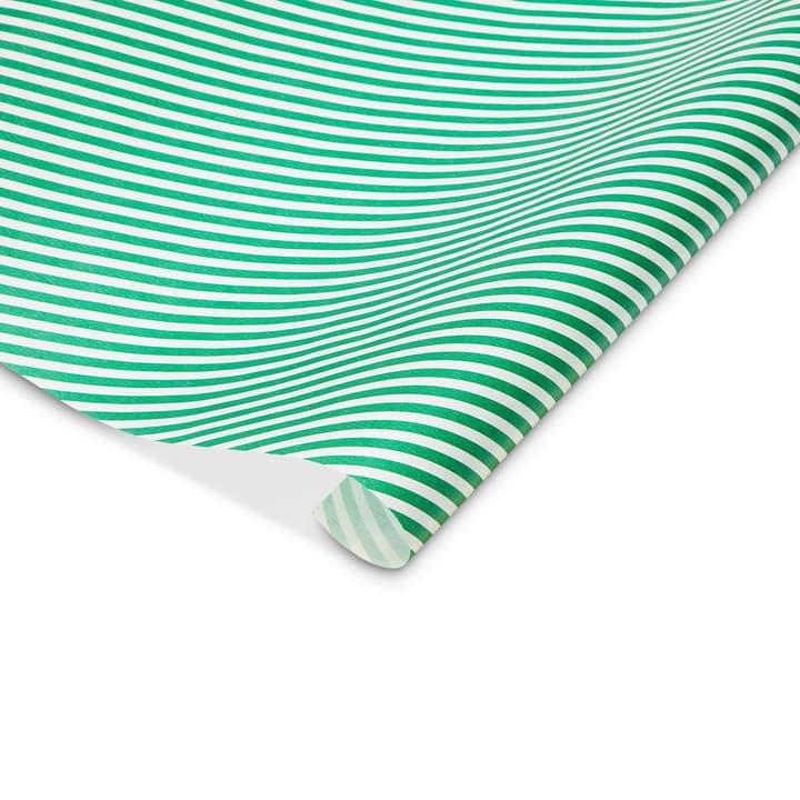 LUNA papier de cadeau 70cm x 5m 386188500000 Couleur Vert Dimensions L: 500.0 cm x P: 70.0 cm Photo no. 1