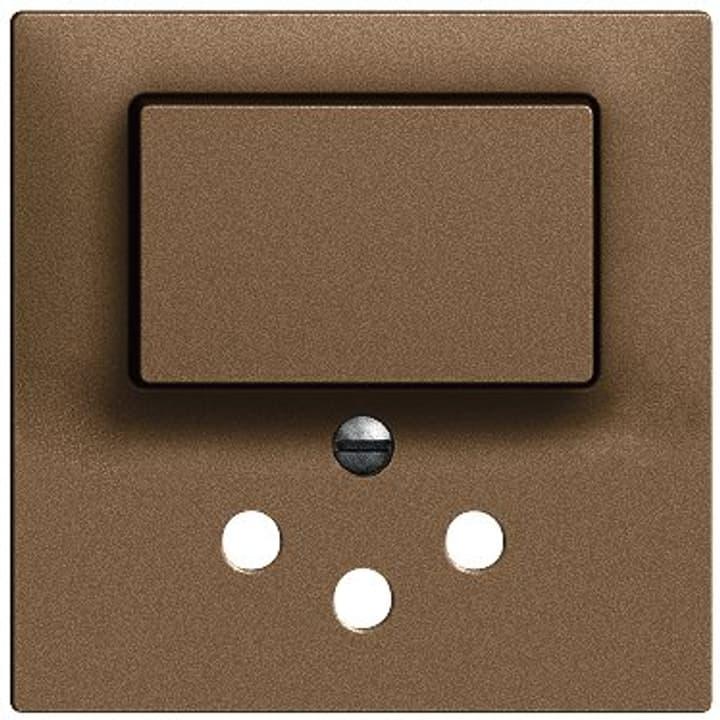 Edizio Due UP Combinazione piccola 1xT12 Set di copertura Feller 612201500000 N. figura 1