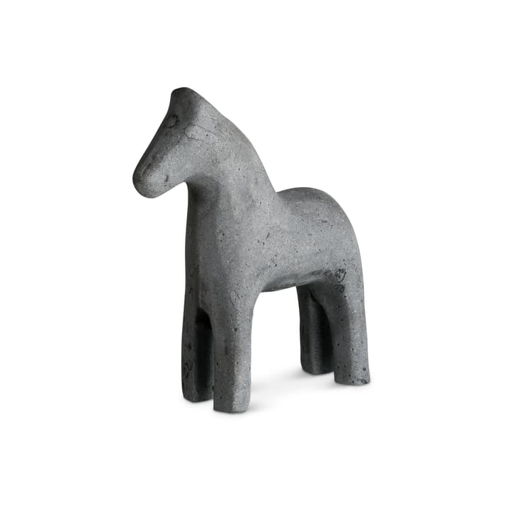 POLLY objet déco 396119000000 Dimensions L: 6.5 cm x P: 17.5 cm x H: 20.5 cm Couleur Gris Photo no. 1