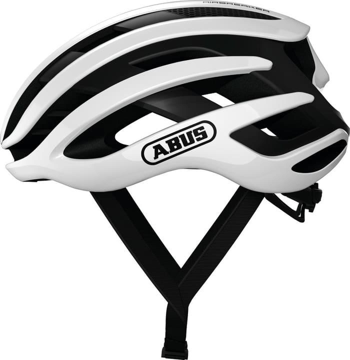 AIRBREAKER Casque de vélo Abus 465200251010 Taille 51-55 Couleur blanc Photo no. 1