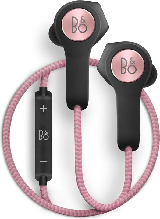 BeoPlay H5 - Dusty Rose In-Ear Kopfhörer B&O 785300126568 Bild Nr. 1