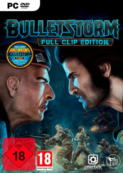 PC - Bulletstorm Full Clip Edition Box 785300122611 Bild Nr. 1