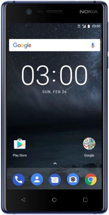 3 16GB blau Smartphone Nokia 785300133238 Bild Nr. 1