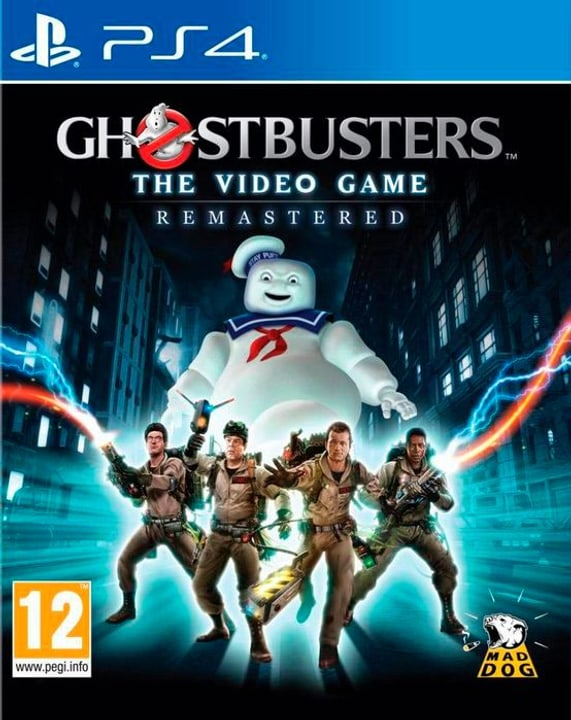 PS4 - Ghostbusters: The Video Game Remastered D Box 785300146880 Photo no. 1