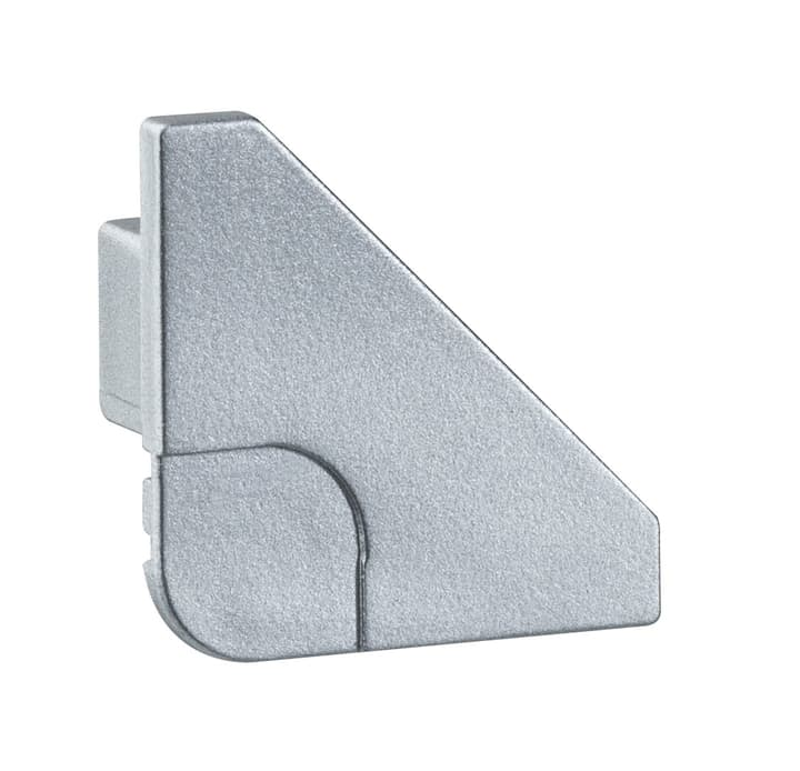 Delta Profil End Cap, set da 2 Paulmann 615015400000 N. figura 1