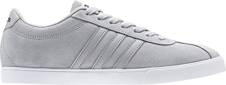 Courtset Chaussures de loisirs pour femme Adidas 462032137080 Couleur gris Taille 37 Photo no. 1