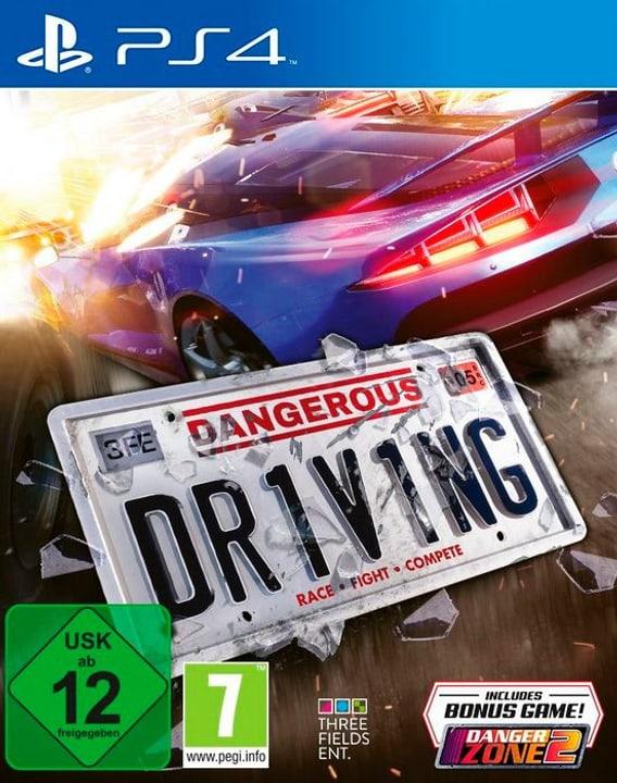 PS4 - Dangerous Driving d Box 785300142899 Photo no. 1