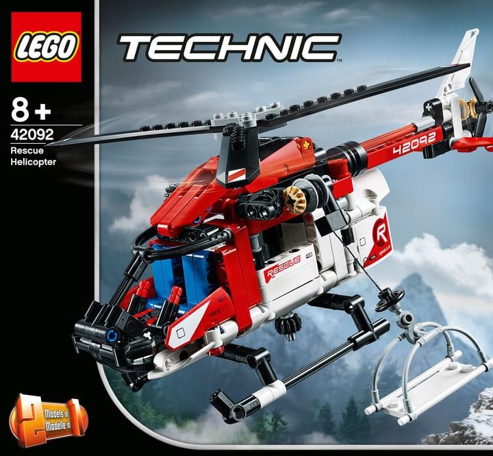 LEGO Technic 42092 L'hélicoptère de 748705800000 Photo no. 1