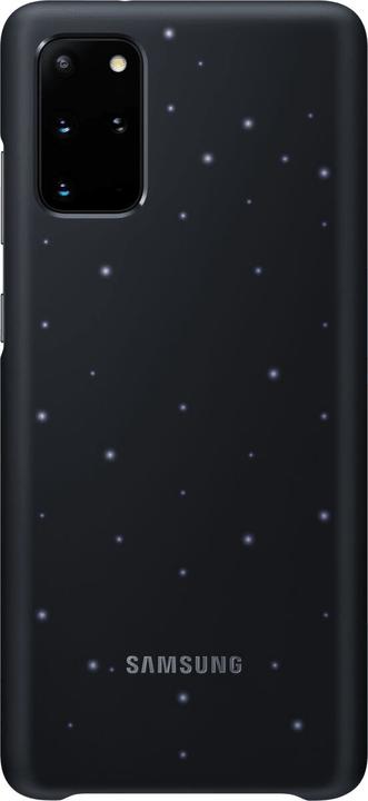 Hard-Cover LED Cover black Coque Samsung 785300151187 Photo no. 1
