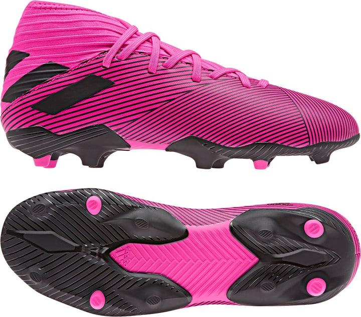 Nemeziz 19.3 FG Kinder-Fussballschuh Adidas 460685434029 Farbe pink Grösse 34 Bild-Nr. 1