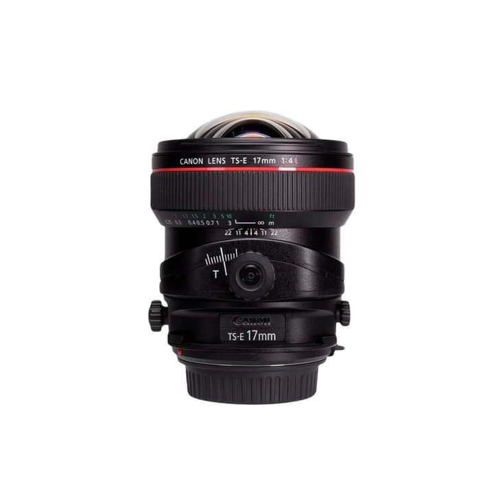 TS-E 17mm 1:4L Objectif Objectif Canon 785300127172 Photo no. 1