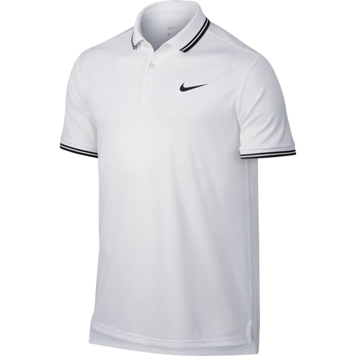 Court Dry Tennis Polo Herren-Poloshirt Nike 473225900610 Farbe weiss Grösse XL Bild-Nr. 1