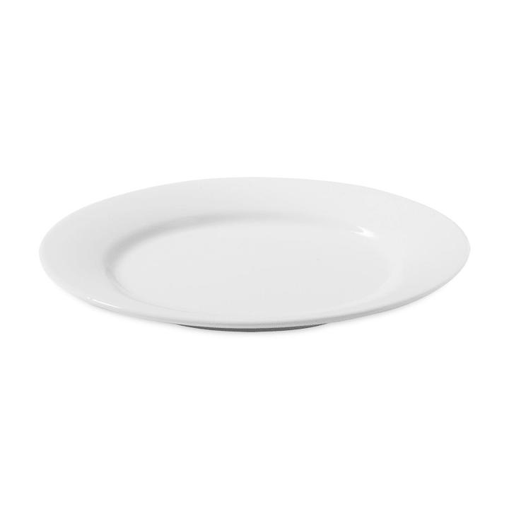 TAPAS Assiette plate KAHLA 393000604702 Couleur Blanc Dimensions L: 26.0 cm x P: 26.0 cm Photo no. 1