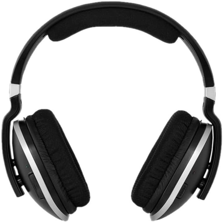 StereoMan 2 - Schwarz Over-Ear Kopfhörer Technisat 772787200000 Bild Nr. 1