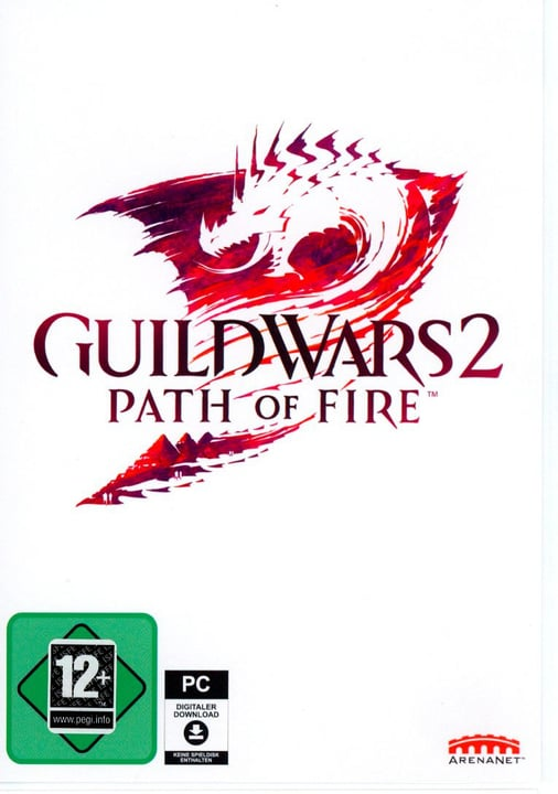 PC - Guild Wars 2 - Path of Fire Physisch (Box) 785300129934 Bild Nr. 1