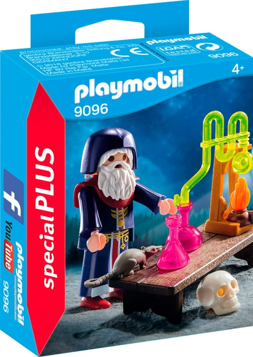 Playmobil Special Plus Alchimiste 9096 746081200000 Photo no. 1