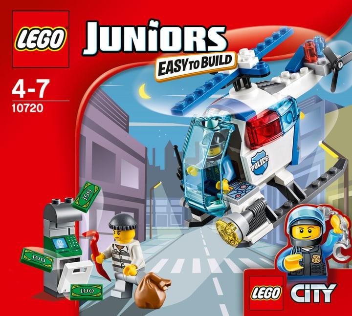 LEGO Juniors Verfolgung mit dem Polizeihelikopter 10720 748803900000 Bild Nr. 1