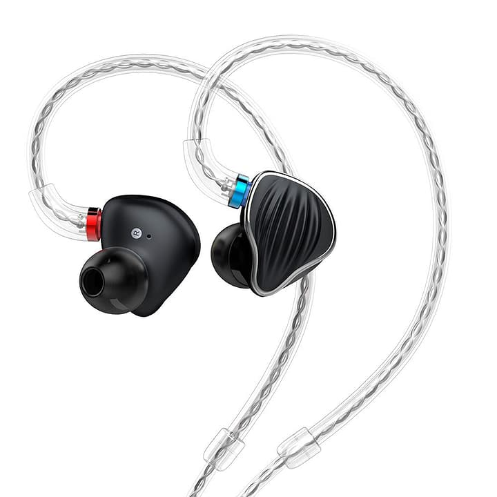 FH5 - Noir Casque In-Ear FiiO 785300144728 Photo no. 1