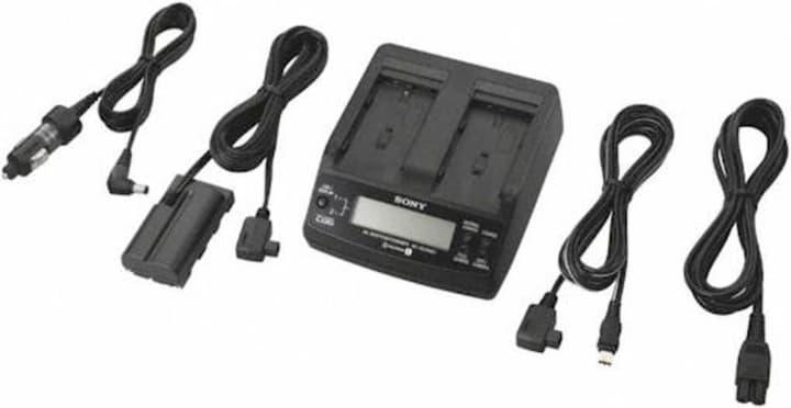 AC-VQ1051D Akkuladegerät Sony 785300146035 Bild Nr. 1