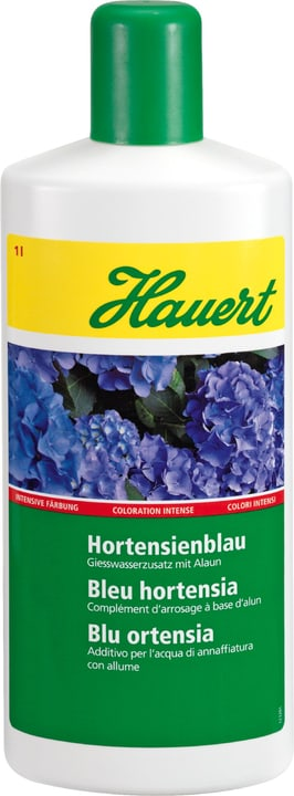 Bleu pour hortensia, 1 l Hauert 658219400000 Photo no. 1