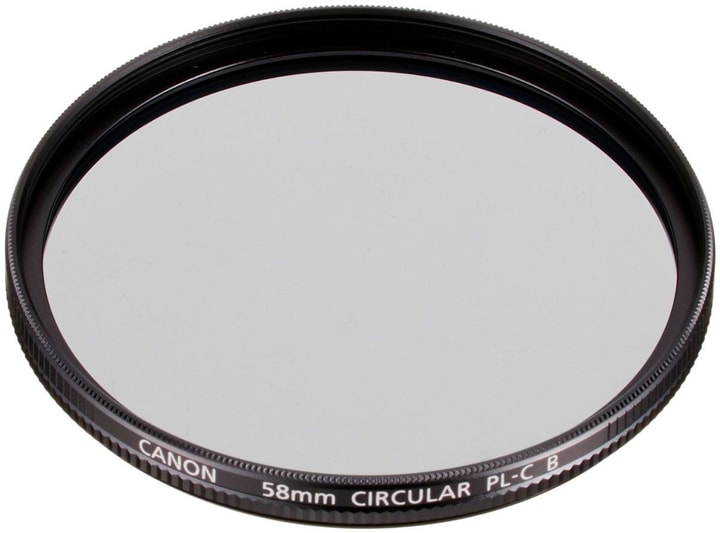 2188B001 PL-C B Filtre 58mm Filtre Canon 785300123908 Photo no. 1