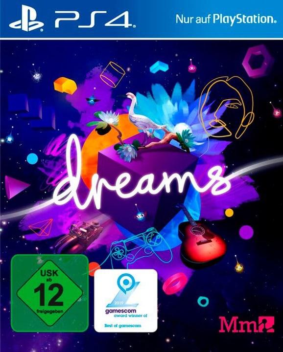 PS4 - Dreams Box 785300149942 Photo no. 1