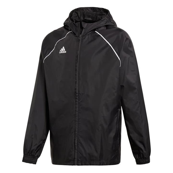 Core18 Rain Jacket Youth Veste de pluie pour garçon Adidas 464562612820 Couleur noir Taille 128 Photo no. 1