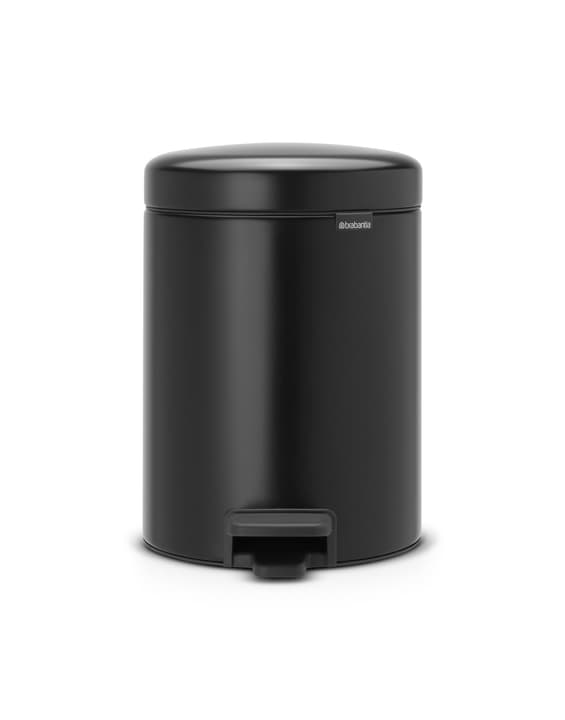 brabantia treteimer 5l matt black kaufen bei do it garden. Black Bedroom Furniture Sets. Home Design Ideas