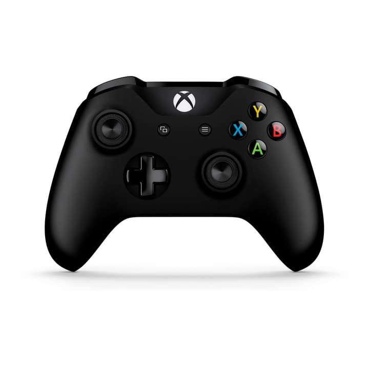 Xbox One Wireless Controller black Controller Microsoft 798071000000 Bild Nr. 1