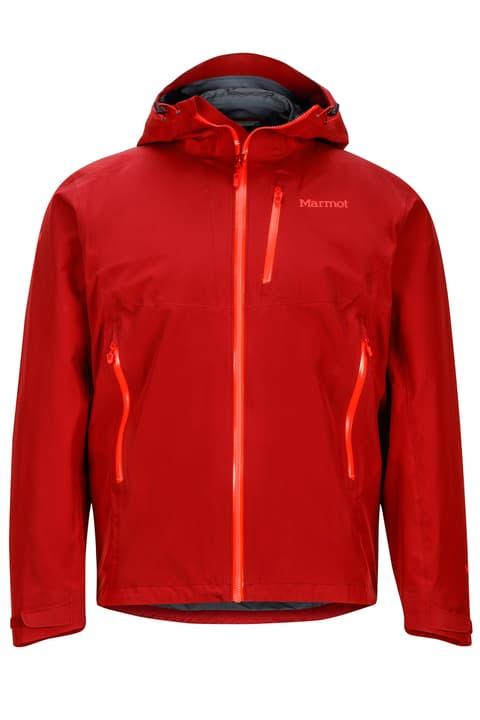 Speed Light Giacca da trekking da uomo Marmot 473181700333 Colore rosso scuro Taglie S N. figura 1